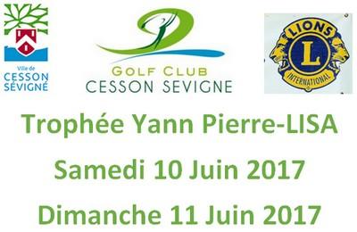 Trophée Yann PIERRE