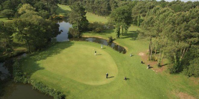 Départs FANEN D2 T4 golf de Saint Laurent 24-06-2017