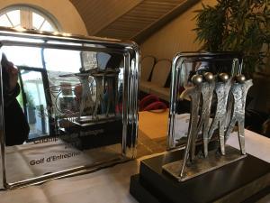 Championnat Individuel golf d'entreprise Bretagne 2017