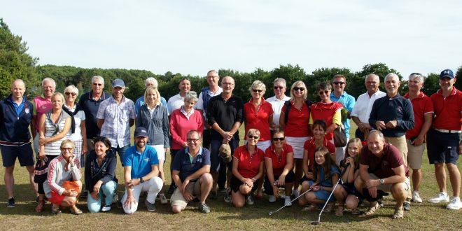 Championnat départemental Golf d'Entreprise du Morbihan