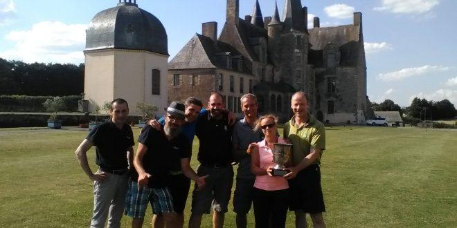 Résultat Final Trophée Fanen D1 2018