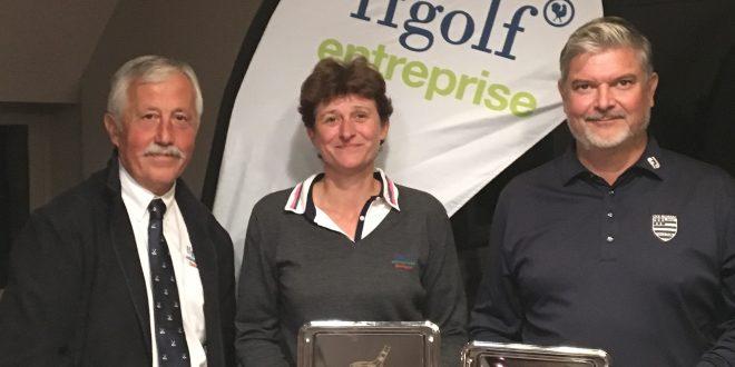 Résultats Championnat de Bretagne de golf d'entreprise – Groupe 1