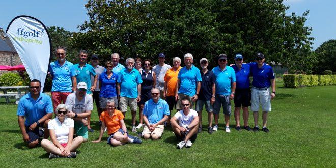 RÉSULTATS : PROMOTION 2ème TOUR au golf de CADEN