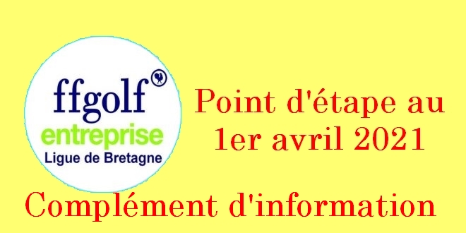 Point d'étape n°6