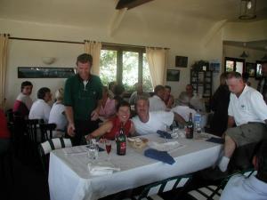 Coupe des bénévoles 2003