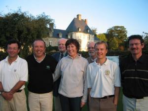 Championnat Individuel golf d'entreprise Bretagne 2005