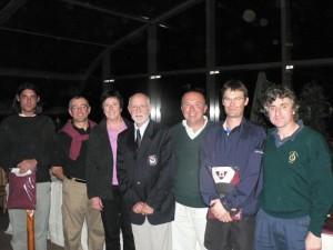 Championnat individuel golf d'entreprise Bretagne 2007