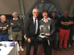 Championne de Bretagne Golf d'Entreprise 2018Isabelle Taupin