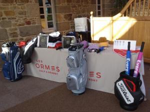 Championnat Individuel golf d'entreprise Bretagne 2019