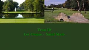 Championnat Individuel golf d'entreprise Bretagne 2020